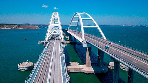 Металл для Крымского Моста