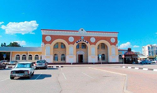Офис в Евпатории